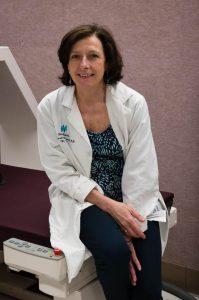 Dr. Sylvie Hauguel deMouzon
